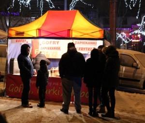 food stall Siedlce