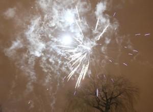 fireworks Siedlce