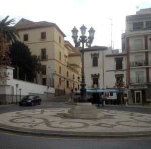 Roundabout Granada
