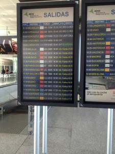lotnisko rozkład lotów