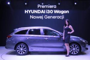 hyundai i30 premiera poznan motor show